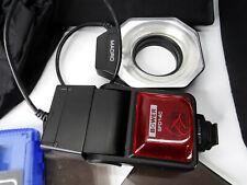 Bower SFD14C Digital Macro CloseUp RingLight Flash fits CANON i-TTL DSLR Camera