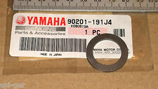 Tdm-850 yz-80 Nuevo Genuino Yamaha Gear Shift / Swing Arm Arandela P/no. 90201-191j4