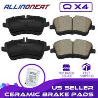 FRONT Ceramic Disc Brake Pads For 2006 2007 2008 2009 MERCEDES-BENZ CLK350