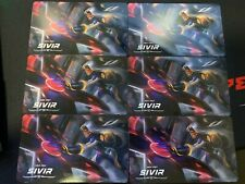League of Legends Neo PAX Sivir Skin Code Card Collectible - 2017 RARE LoL riot