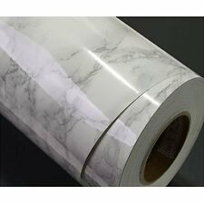 Grey Granite Wallpaper Look Marble Effect Contact Paper Film Vinyl Self Adhesive