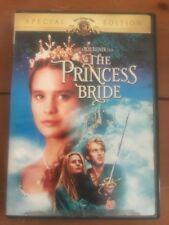 Excellent Condition! The Princess Bride (Dvd, 2001)