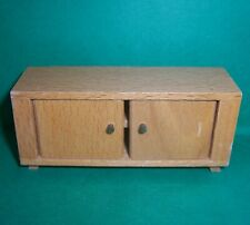 VINTAGE DOLLS HOUSE EARLY BARTON SIDEBOARD 16th LUNDBY SCALE