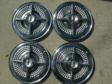 "4 bar lancer spinner hubcaps 14"""