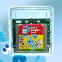 Blue's Clues: Blue's Alphabet Book [Nintendo Game Boy Nickelodeon Puppy & Steve