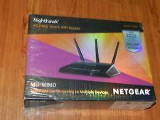 New - NETGEAR R7000p R7000p-100NAS Nighthawk AC2300 Smart WiFi MU-MIMO Router