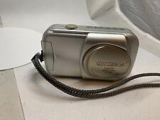 Olympus CAMEDIA D-395 3.2MP Digital Camera - Silver .