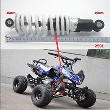 "9.8"" 250MM REAR SHOCK ABSORBER SUSPENSION SHOCKER 50cc-110cc Mini QUAD ATV BIKE"