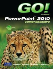 GO! with Microsoft PowerPoint 2010, Comprehensive, Marucco, Toni,Madsen, Donna,V