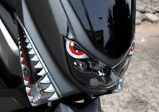 YAMAHA NMAX 125 155 160 SHARK STICKER GRAPHIC 3M DECAL SET FAIRINGS L/R 2017 L-1