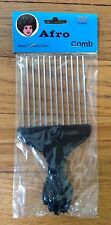 Lot of 50 Vintage Afro Comb Pick Pik with a Fist Handle 1970's era disco Sealed
