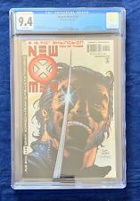 New X-Men #115 CGC 9.4 - 1st Appearance Negasonic Teenage Warhead Deadpool Movie