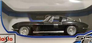 Maisto 1:18 1965 Chevrolet Corvette Diecast Special Edition