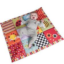 RED Kite BABY PLAY Tappetino Playmat IMBOTTITO Tummy Time GIARDINO GANG