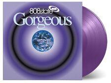 808 STATE :  Gorgeous (Ltd. PURPLE VINYL) 2 LP  NEU