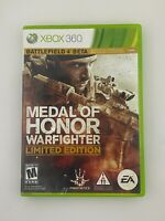 Medal of Honor: Warfighter Limited Edition - Xbox 360 Game - Tested