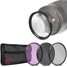 52mm Filter Kit for Nikon AF-S 18-55mm, 35mm f/1.8G, 55-200mm VR, 50mm f/1.8D