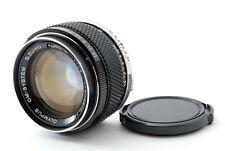 【NEAR MINT】Olympus OM-System G.Zuiko Auto-S 50mm f/1.4 MF Lens From Japan #138