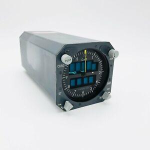BOEING 747 ELECTRONIC DIGITAL CLOCK A15808-P2