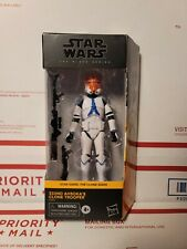 Star Wars CLONE WARS Black Series ASHOKA TANO 332nd Clone Trooper NEW