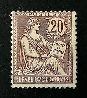 France 1902 *** Type Mouchon *** Y&T N° 126 *** Neuf Sans Charnière  TTBE