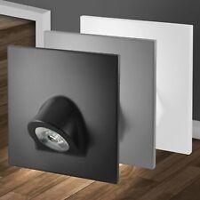 LED Wandstrahler Wandeinbaustrahler Treppenleuchte Stufenbeleuchtung 12V / 230V