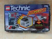 LEGO 8735 9V Motor Technik OVP ungeöffnet 1998 für 8414,8437,8459 NEU NEU NEU