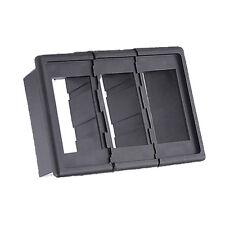 Car Toggle Rocker Switch Housing Kit Holder Dashboard Socket Black AT3 Sales