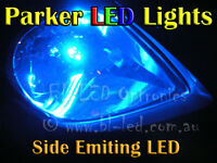 Universal Blue LED Parker Xenon HID Cool Lights Bulbs T10 194 168 Wedge