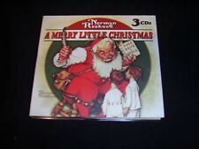 NORMAN ROCKWELL : A MERRY LITTLE CHRISTMAS - ST.CLAIR (CANADA) 2005 TRIPLE CD EX