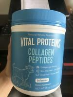 Vital Proteins, collagen Peptides Unflavored, 20 OZ ( EXP: 05-2022 )