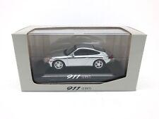 Genuine Porsche 911 1997 Chrome Limited Edition Minichamps Model Car WAP02010914