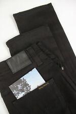 RRP NUDIE Jeans GRIM TIM ORG. BLACK RING Men's W30/L32 Stretch Jeans 2183_mm