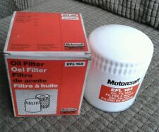FORD SIERRA GRANADA DIESEL Oil Filter MOTORCRAFT EFL 164 EFL164 FREE UK POST