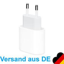 18W USB‑C Power Adapter für Apple iPhone 8, iPhone X, iPhone 11, iPad inkl. OVP