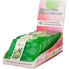 Handmade Glycerine Soap olive AGIVA OLIVES 100% NATURAL 70G