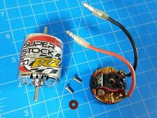 Used Tamiya Super Stock RZ 23T Brushed Racing Motor taken apart for parts ONLY