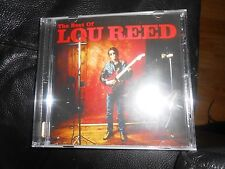 The Best of Lou Reed CD 2009 rock Velvet Underground Perfect Day