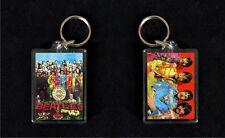 The Beatles - Sgt Pepper - Acrylic keyfob
