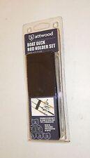 Attwood Floor Mount Rod Holder Storage
