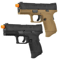 WE TECH DM 3.8 Compact Gas Blowback Airsoft GBB Tactical Training Pistol