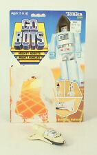 Vintage Go Bots Space-C 1983 Tonka With Original Card