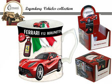 Ferrari F12 Berlinetta Tasse + Geschenk Karton Auto Becher 400ml New Vehicles