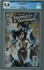 WONDER WOMAN #609 CGC 9.8 BEST CGC COPY ALEX GARNER VARIANT WHITE PGS 2011