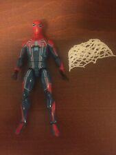 marvel legends spiderman velocity suit Figure
