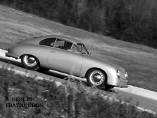 Porsche 356 Gmund Coupe 1940s – Porsche Speedster – photograph photo