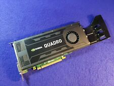 GENUINE DELL PRECISION T7600 3GB NVIDIA QUADRO K4000 VIDEO CARD GDDR5 D5R4G