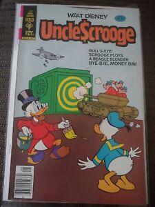 Uncle Scrooge #167  Gold Key Comics 1979  Walt Disney
