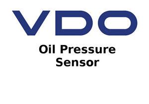 VDO Oil Pressure Gauge Sensor 10 Bar fits IVECO 0446 1892 ED 5049-64 SCANIA