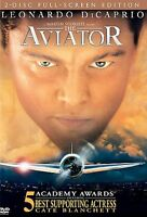 The Aviator (2-Disc Full Screen Edition) Leonardo DiCaprio, Cate Blanchett * NEW